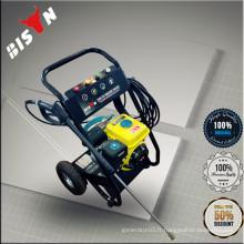 BISON CHINA TaiZhou Electric Start 3000psi Essence à haute pression laveuse