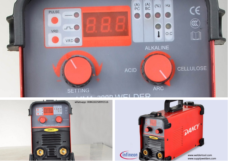 cellouse arc welder