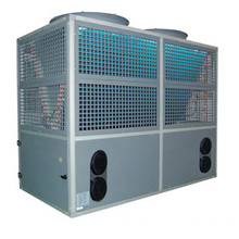 Trinity Ground Source Low Noise Heat Pump for Central Heating