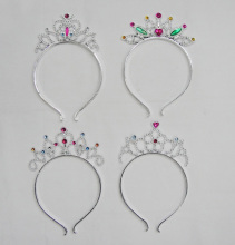 Assorted Plastic Princess Hair Clasp