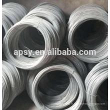 Fil galvanisé / fil galvanisé à chaud / fil électro galvanisé