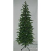 Realist Künstlicher Weihnachtsbaum mit String Licht Multi Farbe LED Dekoration (AT1006)
