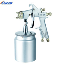 LUODI 2018 W-100S high pressure air water automatic spray gun