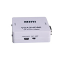 Conversor de escalado VGA a HDMI Scaler 720p / 1080P