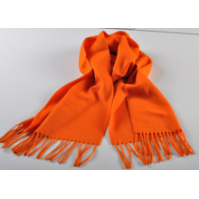 Blank Imitation Cashmere  Solid Color Woven Scarf