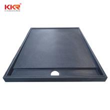 KKR bathroom resin stone shower tray/clawfoot shower pan