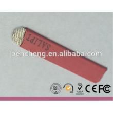 Großhandel Nadeln Tattoo21 U Typ Augenbraue Microblading für Permanent Makeup Manual Pen