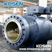 Carbon Steel Full Welded Full Bore Ball Valves for Gas