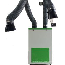 Extracteur de fumées d'échappement à haute efficacité