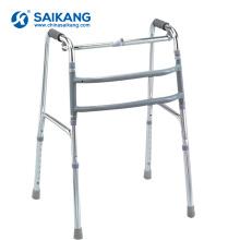 Marcheur se pliant en aluminium de SKE203 pour des personnes âgées