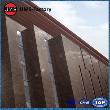 Thin brick rectangle exterior effect tiles