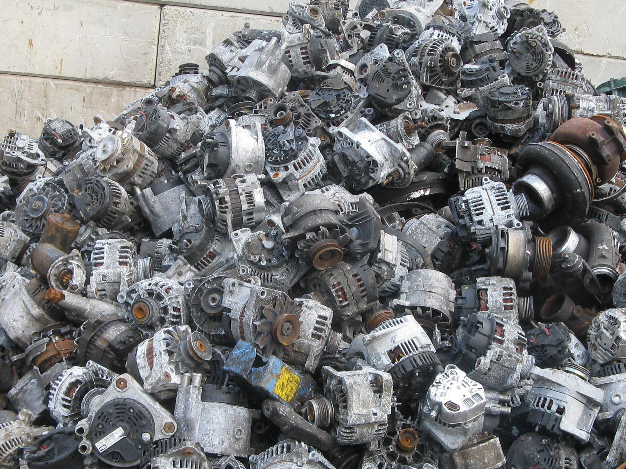 Motor Recycling Machines