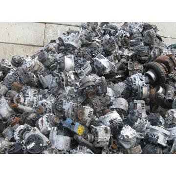 Motor-Recycling-Maschinen