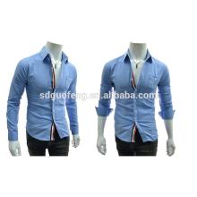 qualidade 100% algodão impressão tecido / impresso fa 100% C 40 * 40 * 133 * 72 57 / 58'for camisa com alta qualidade