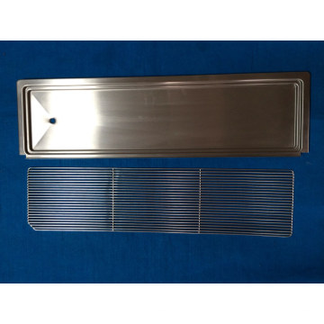 Stainless Deep Draw Drip Tray for Commercial Coffee Machine