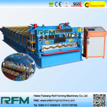 Glazed tile forming machine, glazed tile high speed roll forming machine