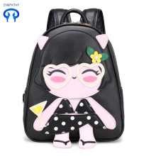 New PU backpack women pack leisure travel backpack