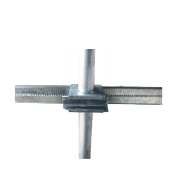 Greenhouse Film Locking Channel Profile Fixing Device