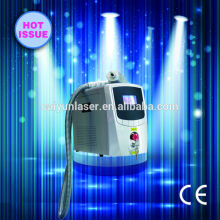 2014 Newest! High Power Q switch tattoo removal nd yag laser machine