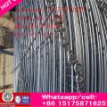 Attraktiver und dauerhafter heißer verkaufender 120mm Metallfinger-Grill + Fan-Schutz