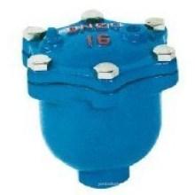 Válvula de aire de extremo de rosca Epoxy Caoting (ARVX)