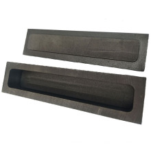 High pure die molded metallurgy sintering graphite boat for furnace