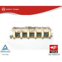 Yuchai Engine YC6G Tube d'admission 150-1008101A