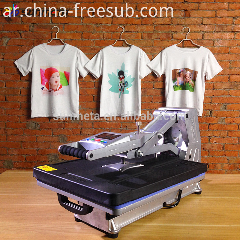 FREESUB Sublimation Customize Shirts Printing Machine