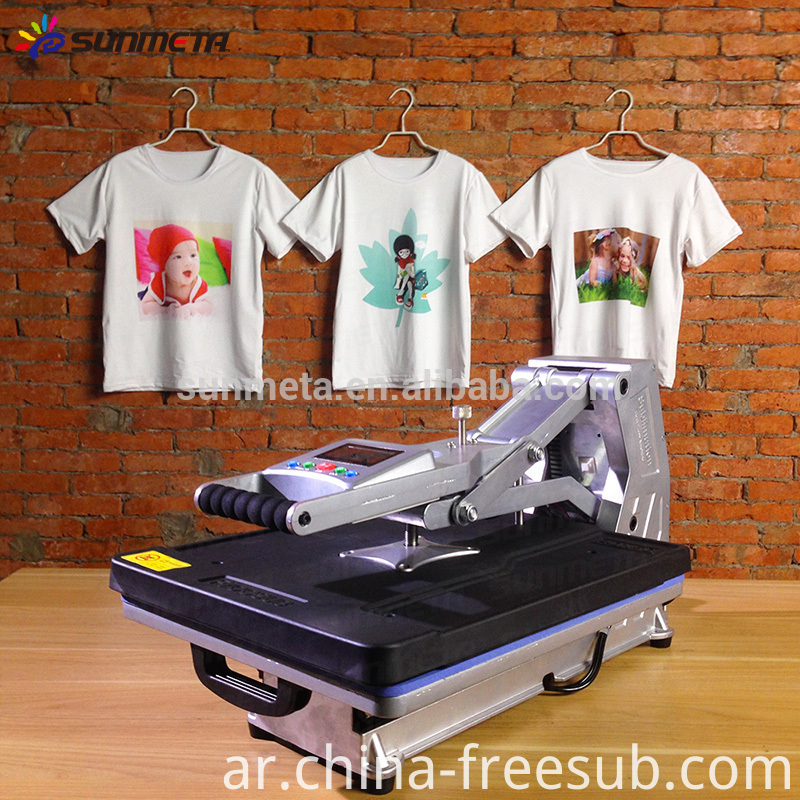 FREESUB Flatbed Heat Transfer Vinyl Machine