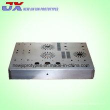 Kundenspezifisches Metall, das Teile-hohe Präzisionsbearbeitungsteile zerteilt