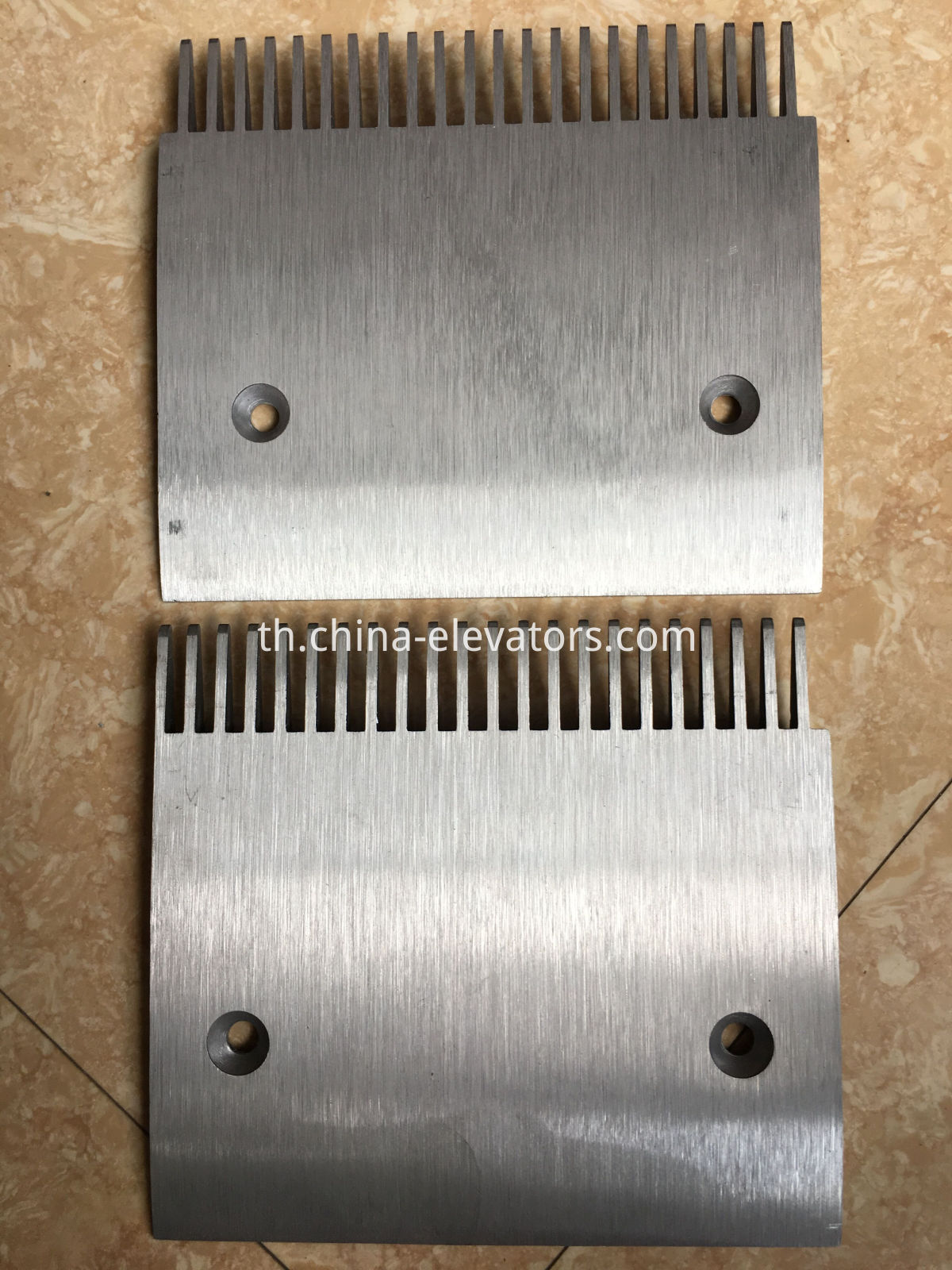Aluminium Alloy Combs for Schindler Passenger Conveyors