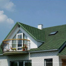 Asphalt Roofing Factory / Bitumen Roofing Schindeln / Roofing Filz Hersteller mit ISO