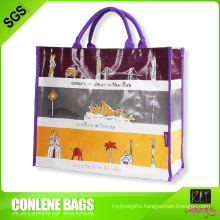 Cartoon Style Shopping Bag (KLY-PP-0174)