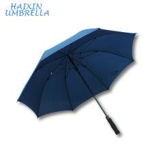 Мерчендайзинг подарок авто Шторм ветер доказательство больших не металлический дождь Гольф зонтик Промотирования изготовленный на заказ печать Логоса производителей США