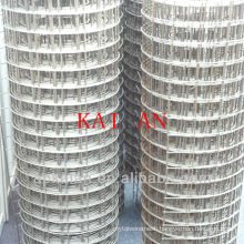hebei anping kaian pvc coated 1/ 4 galvanized welded wire mesh