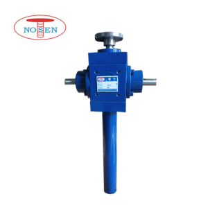 OEM/ODM Manufacturer for Bevel Gear High Speed Screw Jacks Big Load Fast Speed Screw Jack 5 Ton supply to United States Factories