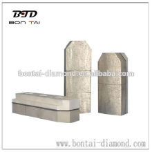 Diamant fickert Metall Bond Polierblock für Beton