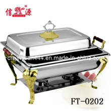 Stainless Steel Chafing Dish (FT-0202)