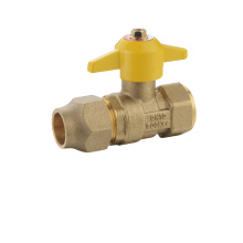 500kpa brass ball valve