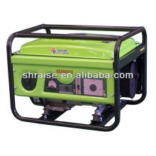 Hot sale! 2kw LPG powered portable generator set for hot sale
