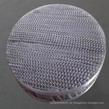 200 250 300 Micron Hastelloy Gestrickt trennt Maschendraht mit hoher Trennungs-Leistungsfähigkeit