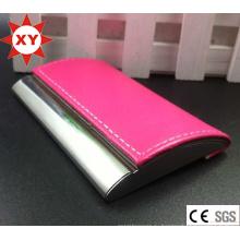 Футляр для пластиковых карт розового цвета (XTY-mxl91801)