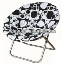 folding moon chair