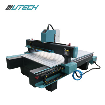 4 * 8ft ไม้ Cnc Router Machine 1325