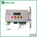 Nueva llegada rgb led dmx 512 tarjeta sd controlador led K-1000C