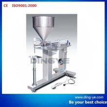 Semi-Auto Paste Abfüllmaschine