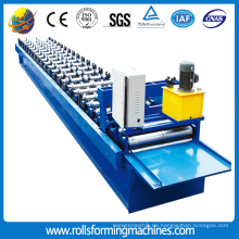 Flachdachabdichtung Trapez Stahl Panel roll Formmaschine