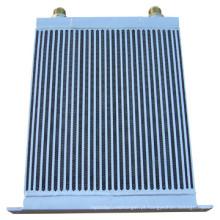 Refrigerador de ar para máquinas de construção