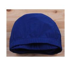 Gorra / sombrero de natación suave y cómodo de tela, gorras de color puro de tela