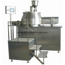 Machines pharmaceutiques de granulatoire de mélangeur de cisaillement de Ghl (RMG)